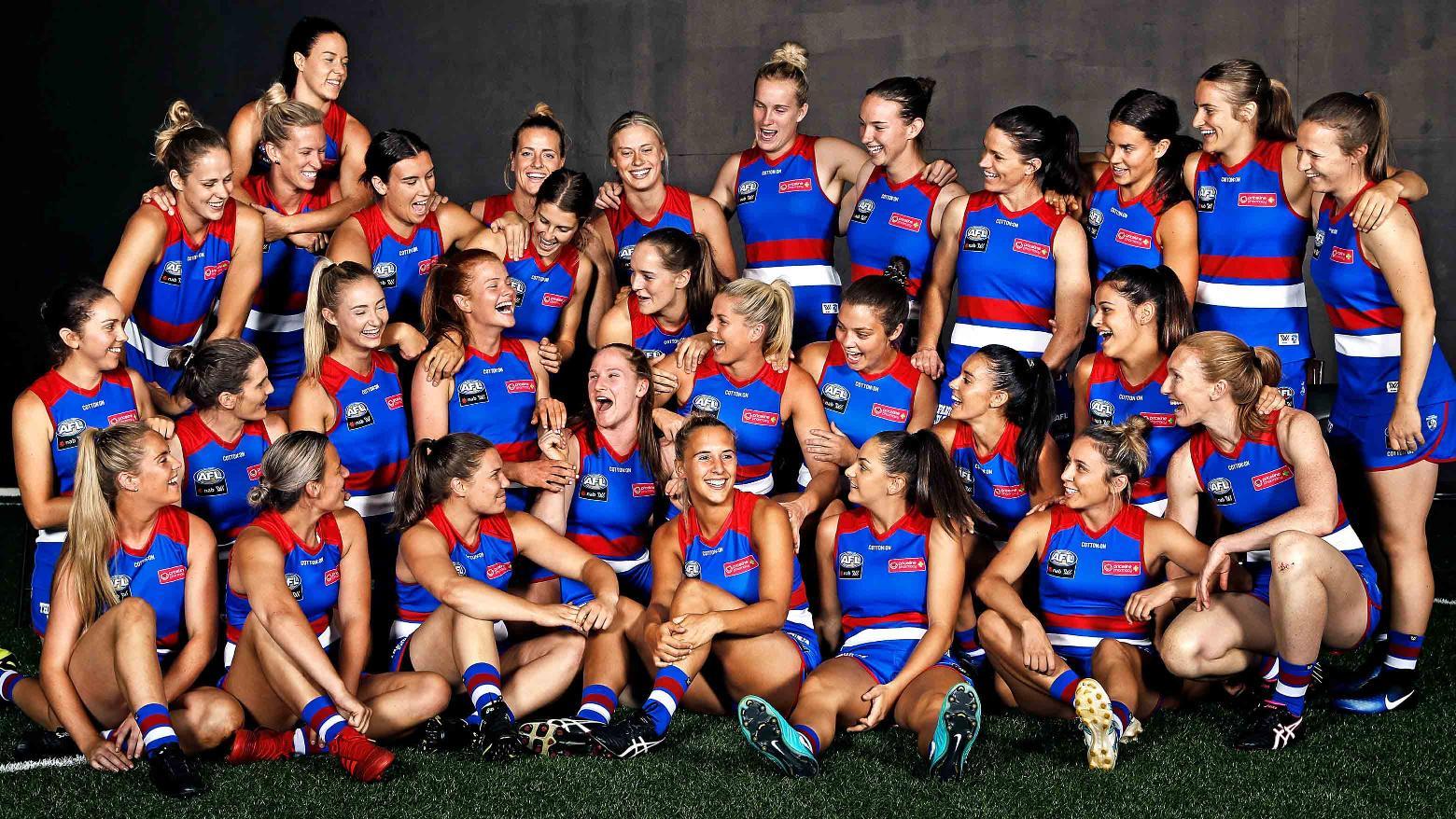 Western Bulldogs Aflw 2019